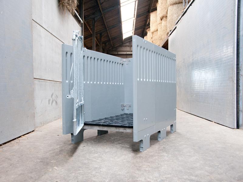 Calf housing (1)